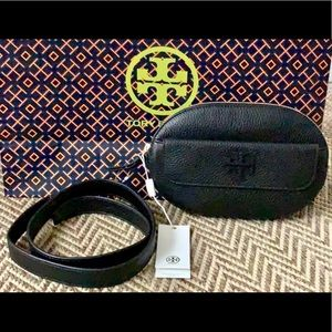NWT Authentic Tory Burch Leather Taylor Belt Bag